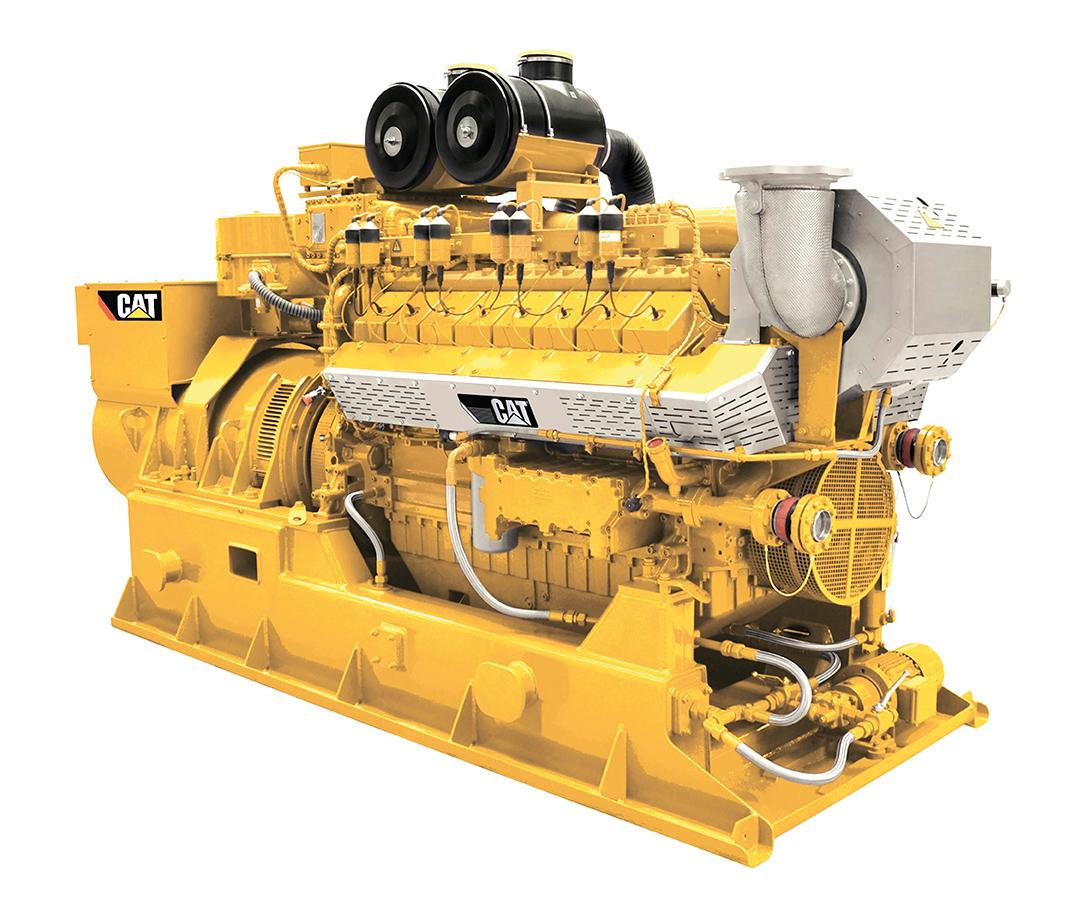Finning offers a range of CAT engines