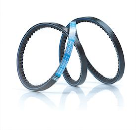 The Gates Quad-Power 4 V-belt is the first bandless zero-maintenance V-belt