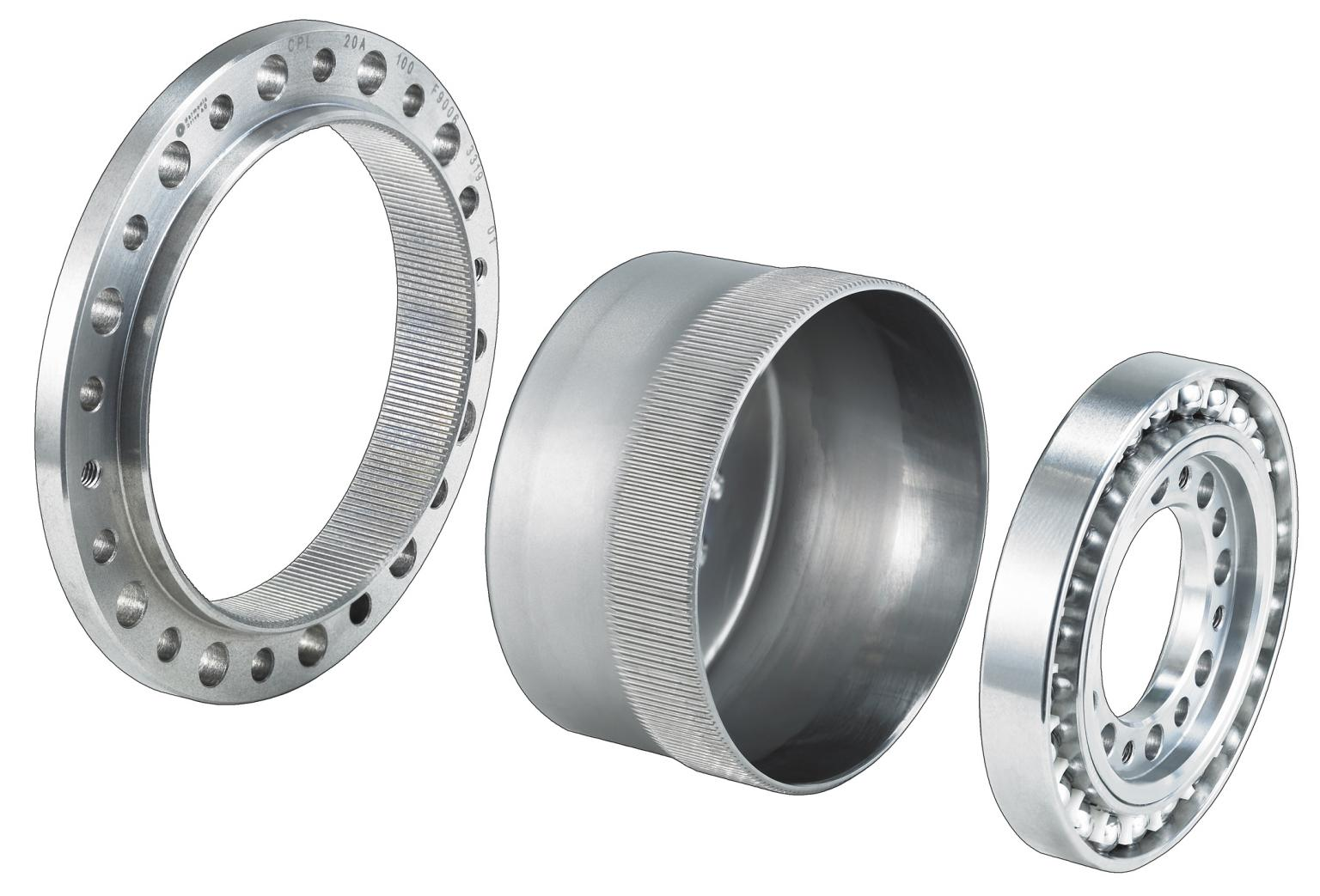 Harmonic Drives offers a wide range of gear products, suitable for the most demanding tasks