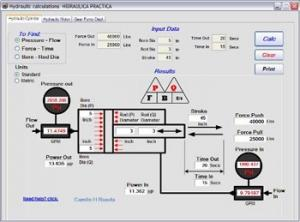 Hydraulic Calculator 2 0 PC software saves design time