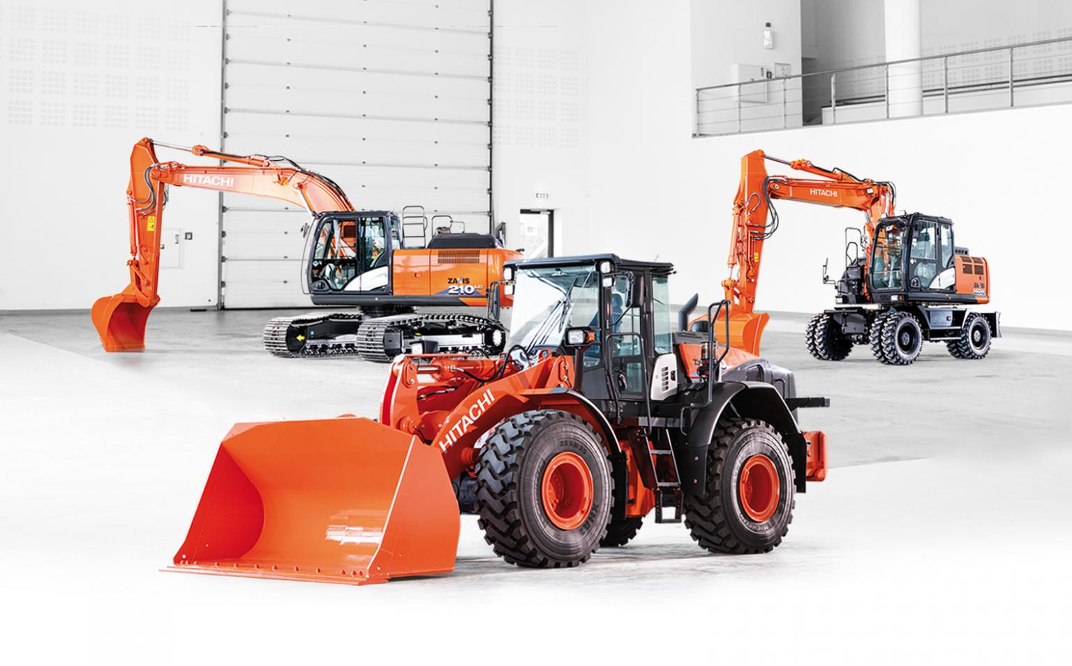 Hitachi Construction Machinery (HCME) has introduced a series of new models