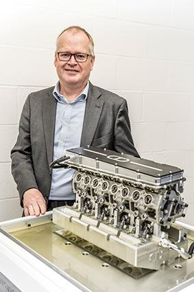 We meet the experts who are setting out to bring intelligence to automotive valve technology