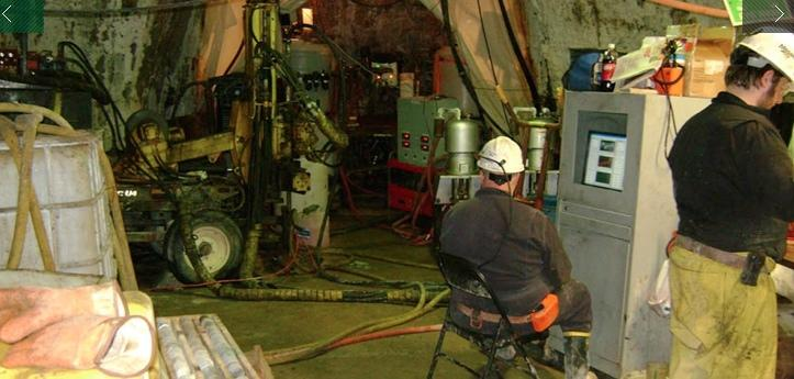 The Geo Division of specialist geotechnical contractor Layne dealt with seepage at the Mosaic potash K2 mine in Saskatchewan, Canada, by managing a chemical grouting programme from the shaft, 2760 ft. below the surface. The leakage was threatening a fresh water limestone aquifer.