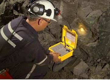The Becker Varis range of underground communications equipment includes the Smart Blast system that employs the mine's 'leaky feeder' network for two-way blasting control