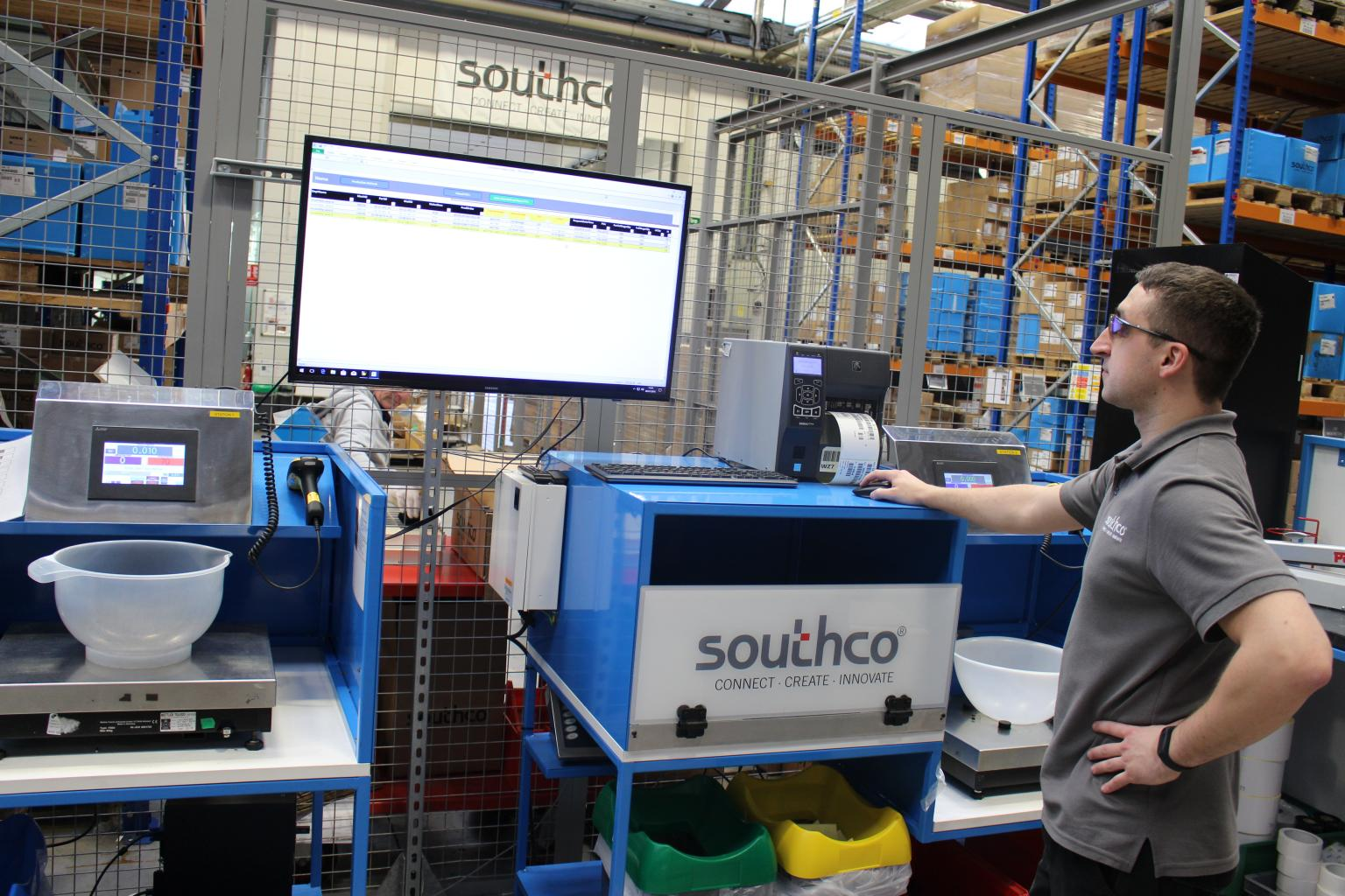 Southco is transforming facilities into smart factories