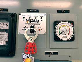 The MotorGuard tool detects insulation breakdown in motors and generators