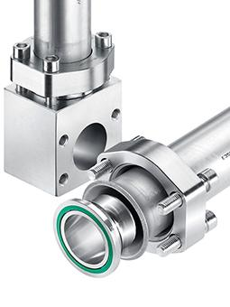 High performance flanges have established themselves on the market as a time saving and cost-saving alternative to classic welding
