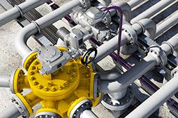 AUMA actuators for multiport valves combine sped with positioning accuracy better than 0.3°