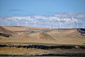 Today's power comes from a greater range of sources - including wind turbines - than ever before