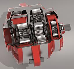 NSK offers an extensive portfolio of bearings for wind turbines