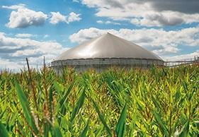 The novel pump technology enables biogas operators to get a higher gas yield