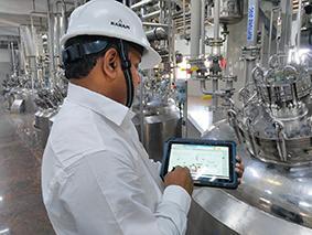 ABB Ability 800xA Mobile Operator Workplace