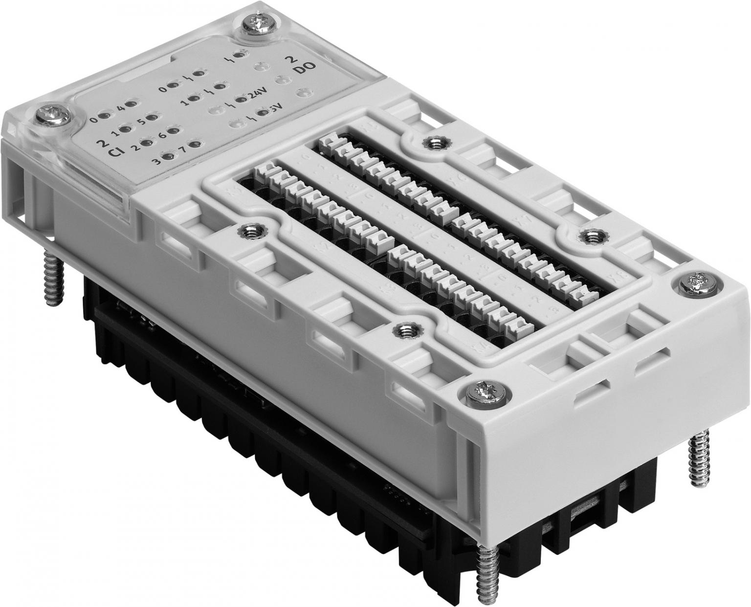 Festo introduces the latest addition to its CPX Modular Automation Platform, the CPX-2ZE2DA-PI Counter Module