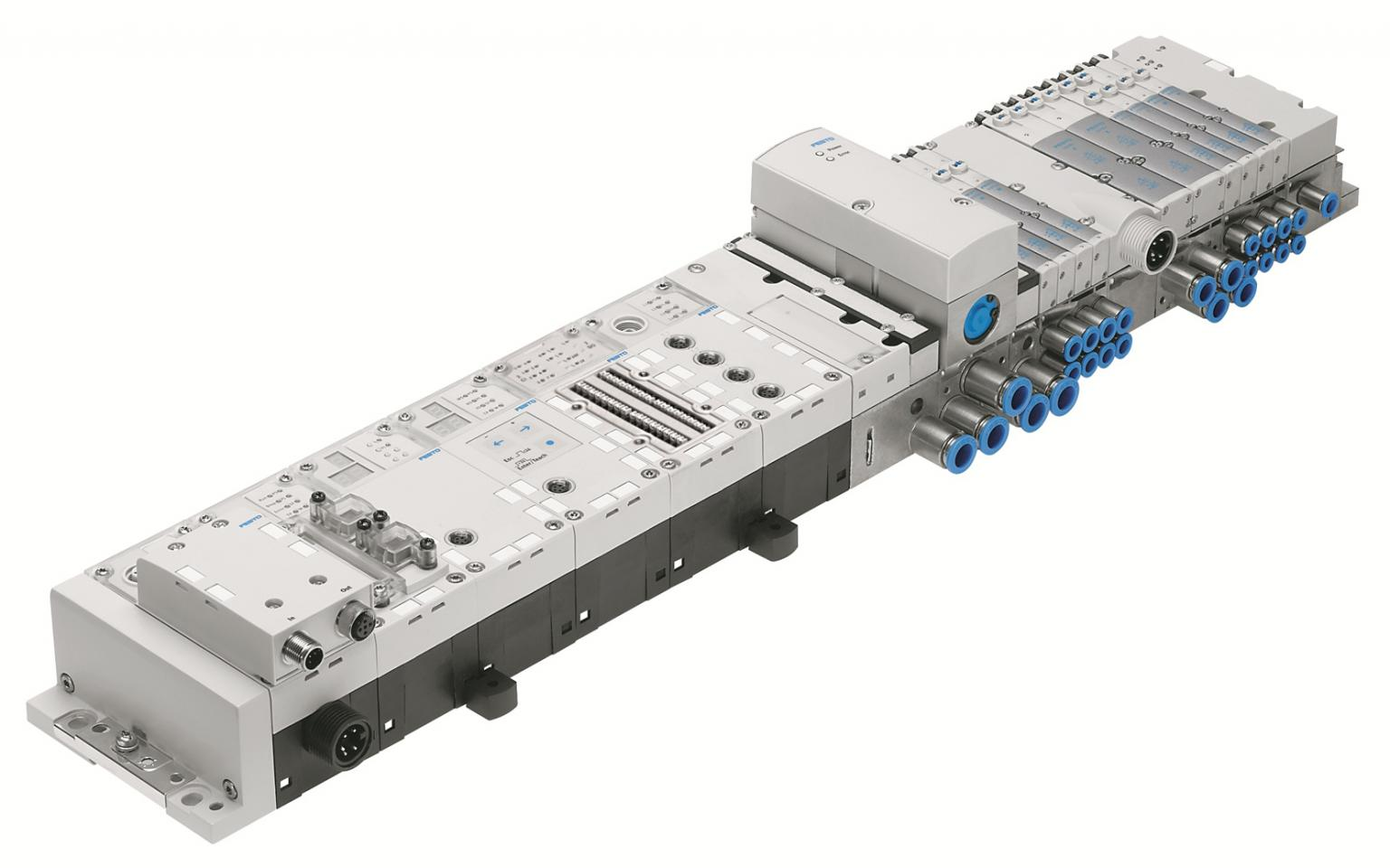 The multi-featured Counter Module adds flexible counting capability to Festo's CPX systems