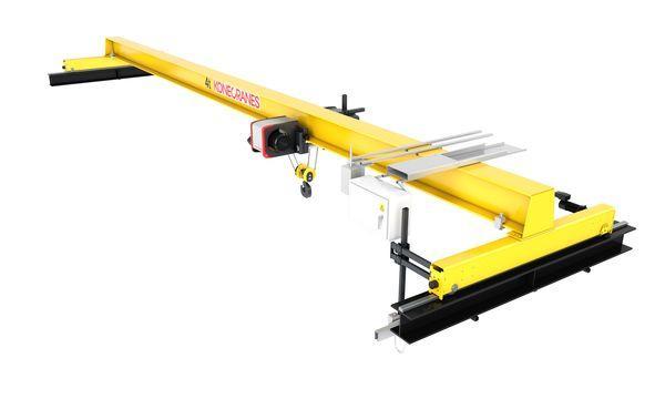 Konecranes CXT — a durable and versatile crane in a compact design