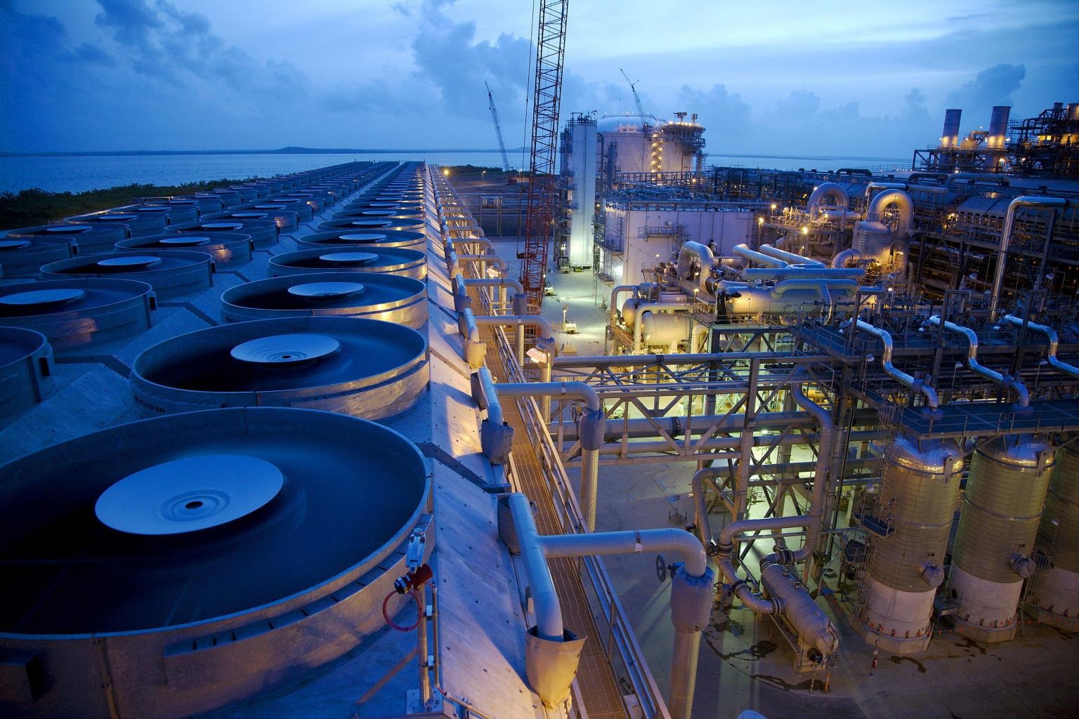 Any LNG facility requires careful assessment of the risks to protect life, property and the environment