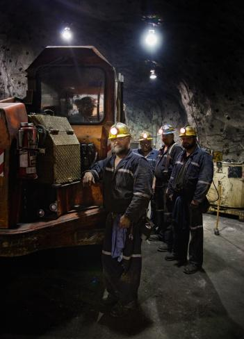 Mining employees cannot be more productive than the system they are working in