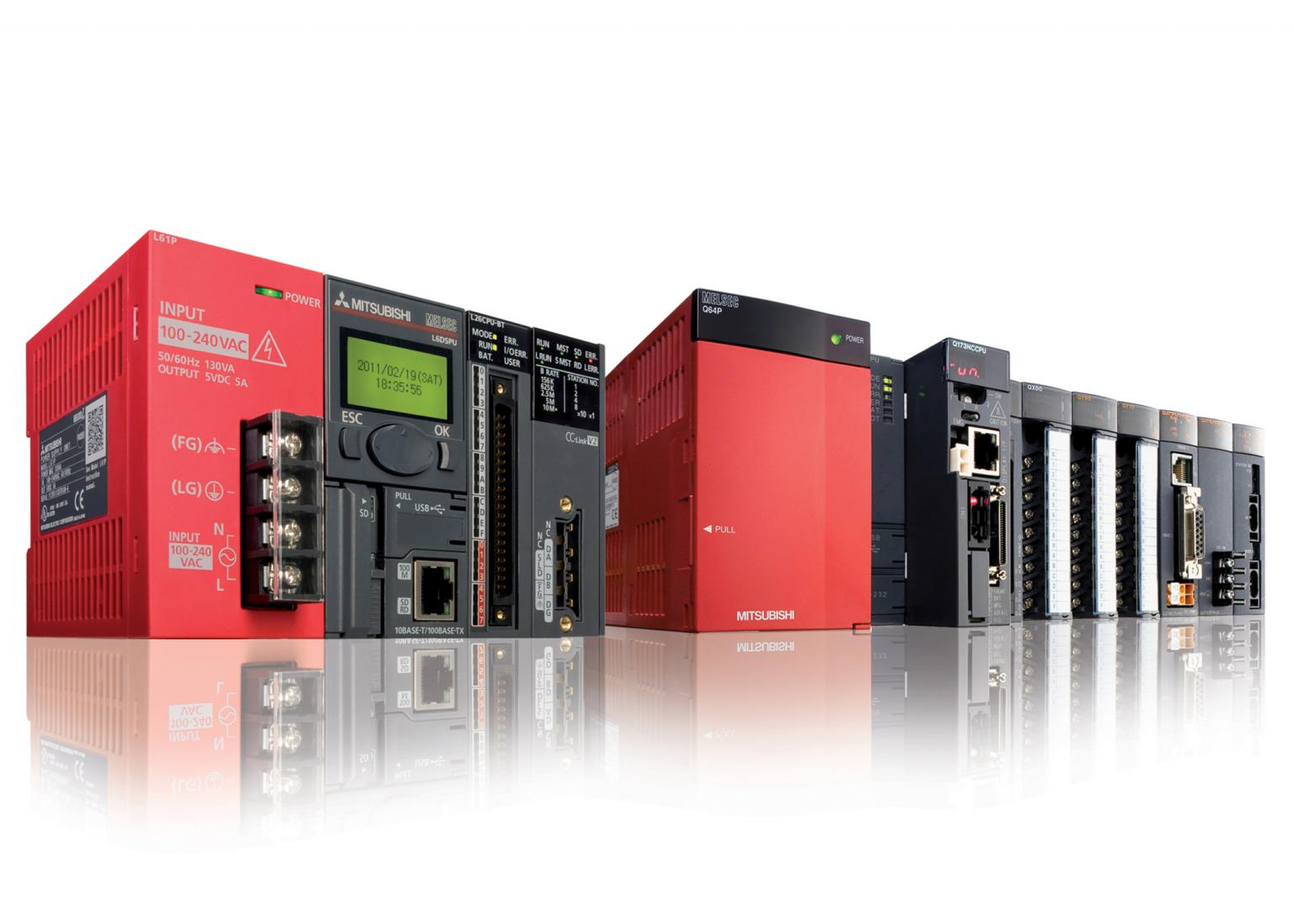 The Mitsubishi Electric M2M solution is built on the MAPS SCADA software and Mitsubishi FX/L/Q series PLCs, for both control and data acquisition, to and from remote sites