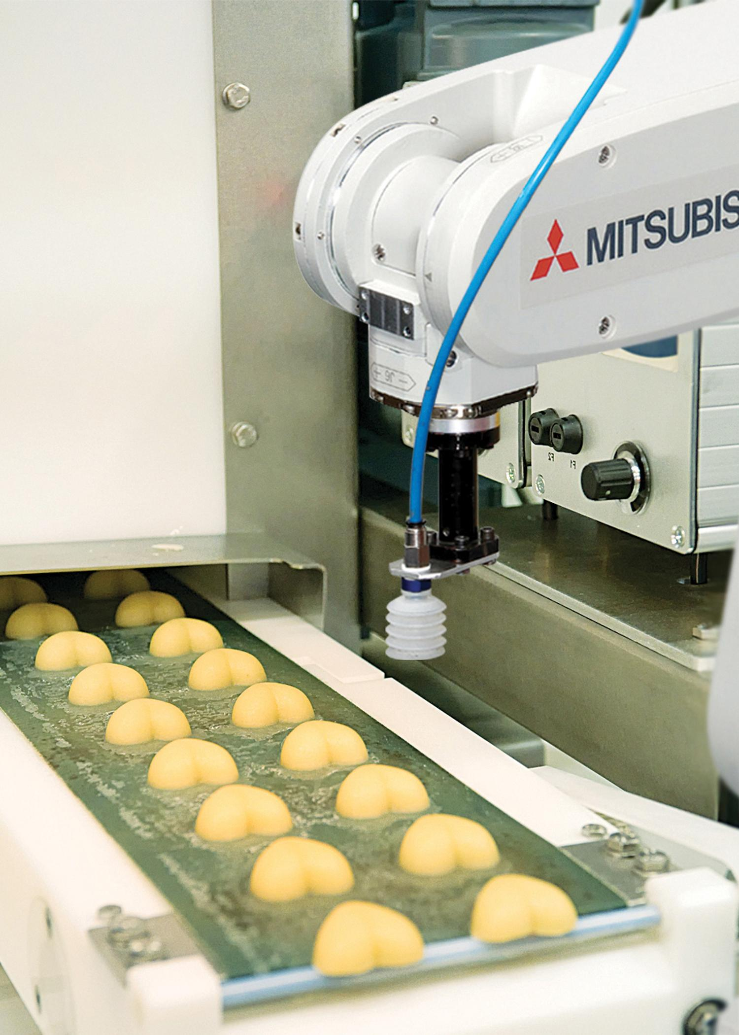 The constant pressure on costs in the food industry means it has a long history of innovating, so is likely to embrace Industry 4.0 quickly and enthusiastically. Source: Mitsubishi Electric Europe BV Automation Systems Division, UK