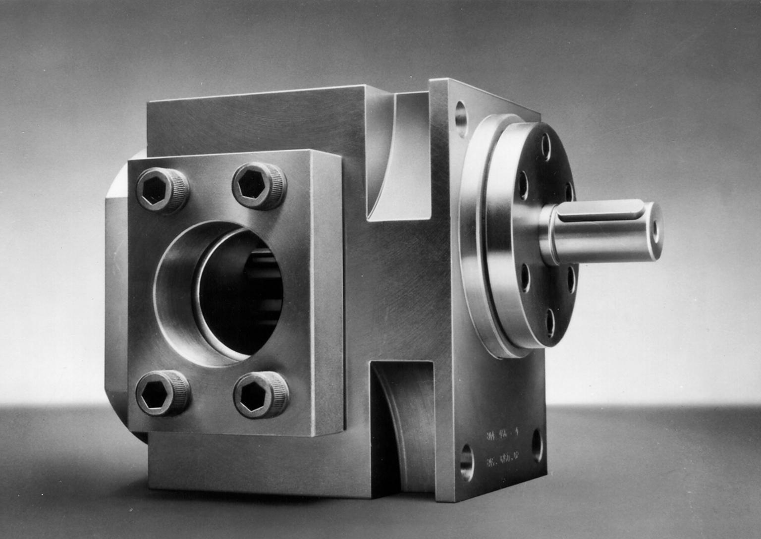 Suurmond developed a fluid dosing unit that incorporates a stainless steel gear pump for the China site