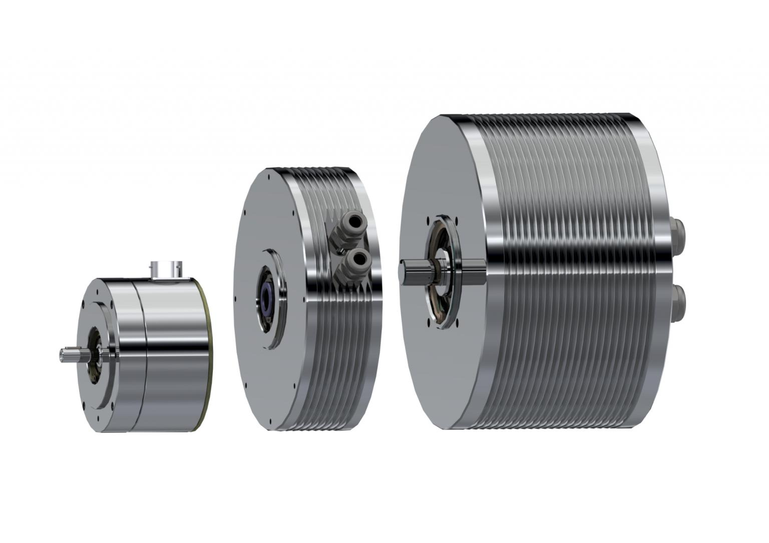 Printed Motor Works' IR range of compact, internal rotor, brushless DC motors has been expanded and upgraded