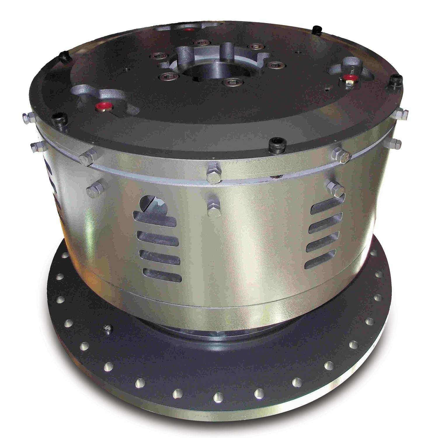 Wichita multi-plate clutch designs may be configured to act as a torque limiting device, protecting the drive train from torque spikes induced by extreme weather conditions