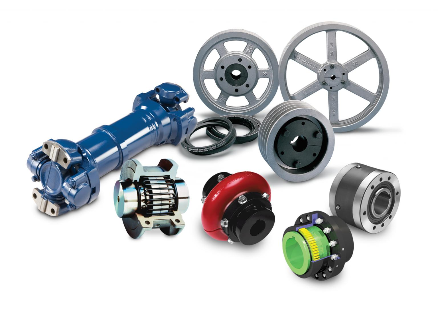 The mining industry uses overrunning clutches provided by Altra Industrial Motion