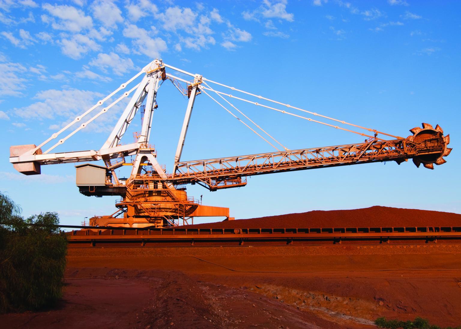 Moab Khotson gold mine