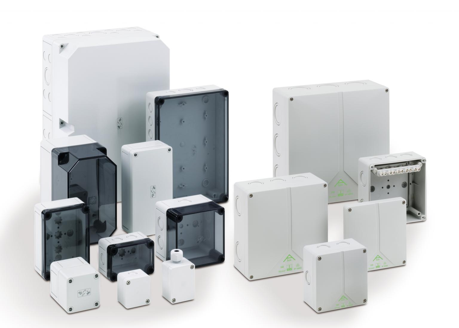 Spelsberg is one of the largest manufacturers of electrical enclosures in the world. With over 4,000 enclosures available as standard and further customisation possible, it offers solutions for almost any application