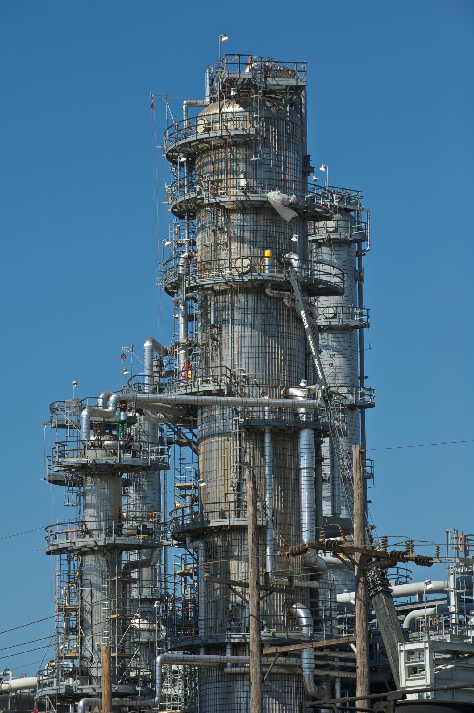 Phillips 66's new natural gas fractionator is to be located close to its existing Sweeny refinery in Texas