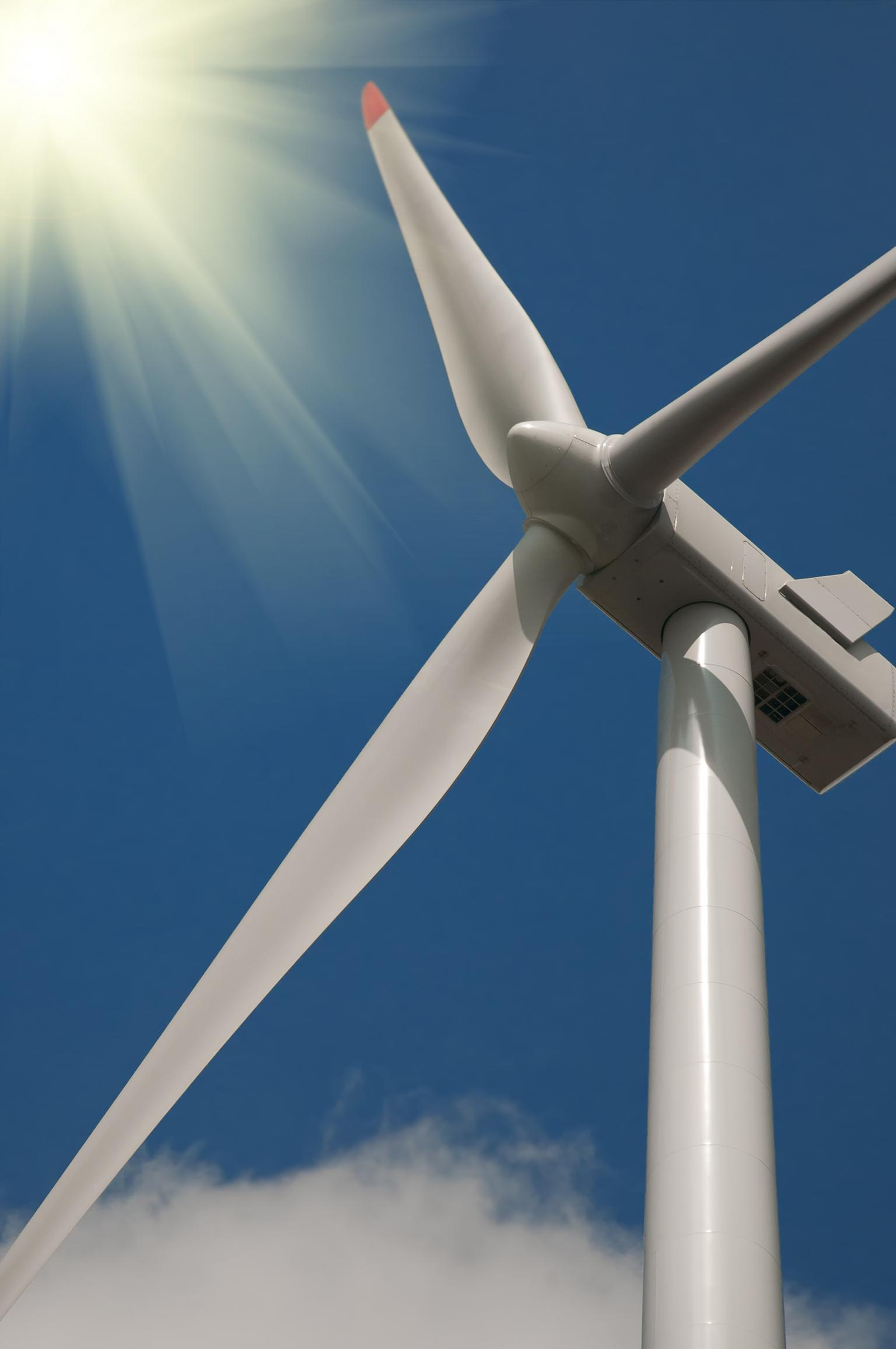 Specialist maitenance providers can help to improve the realiability and lifespan of wind turbines