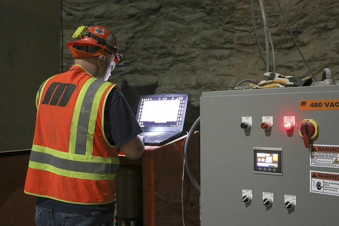 Integrating the system with the plant's PLC helps operators to monitor and adjust chemical outputs