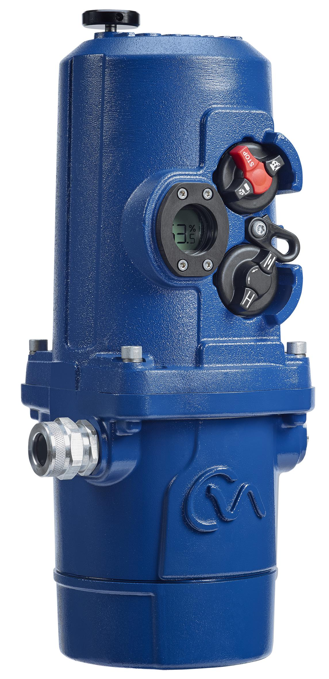 The actuators are designed for process control valve, metering pump and damper applications