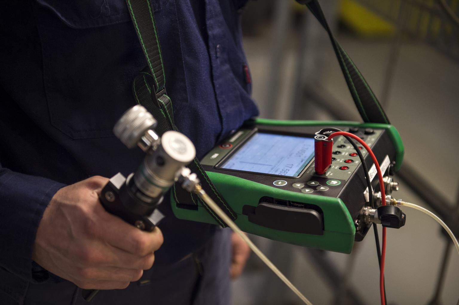 A modern calibration process is both paperless and more efficient than legacy versions
