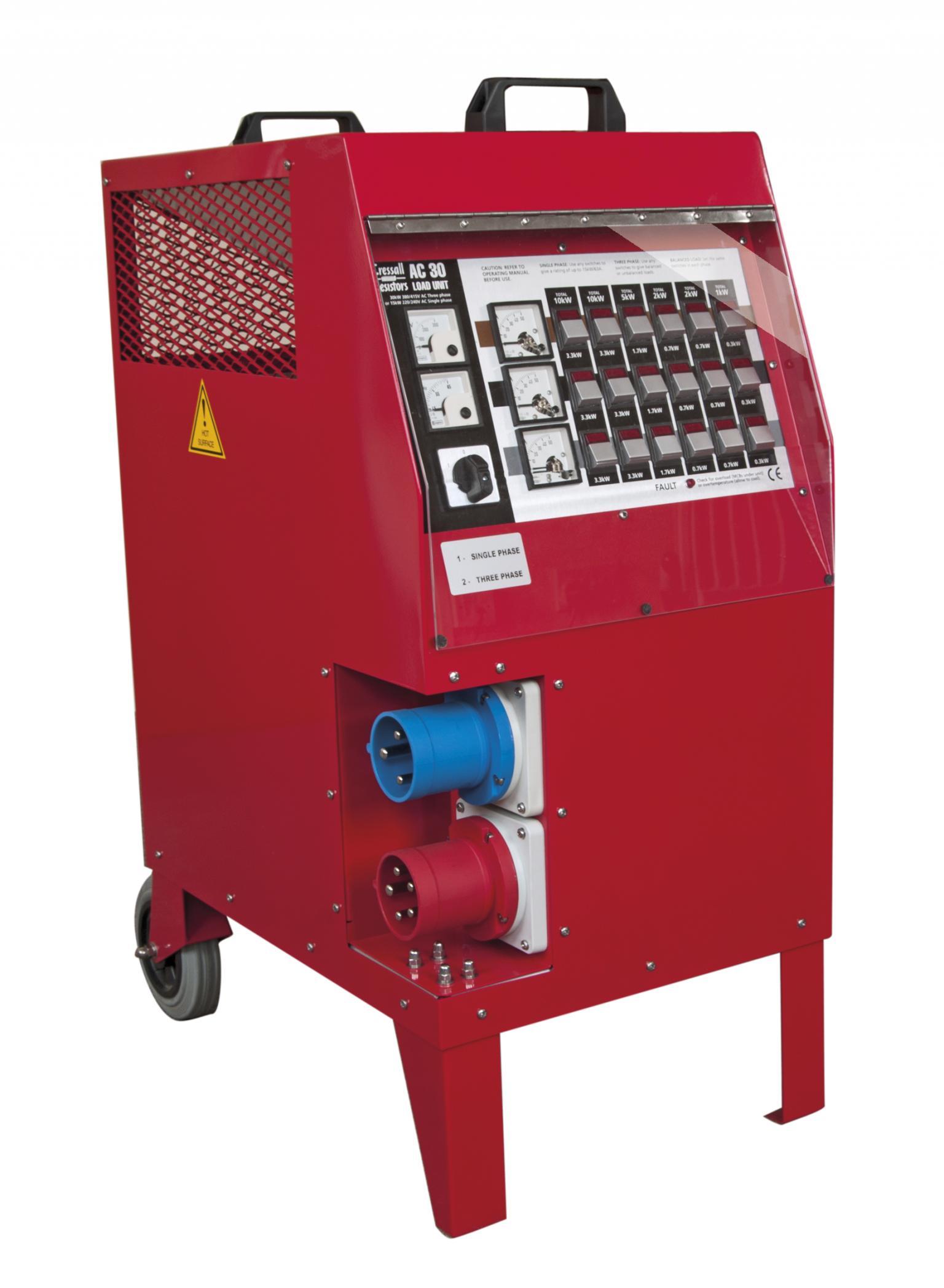 Portable load unit (PLU)