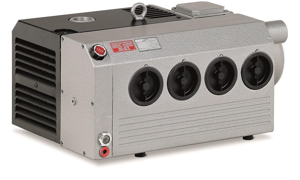 Elmo Rietschie's VC 303 vacuum pump minimises the risk of contamination