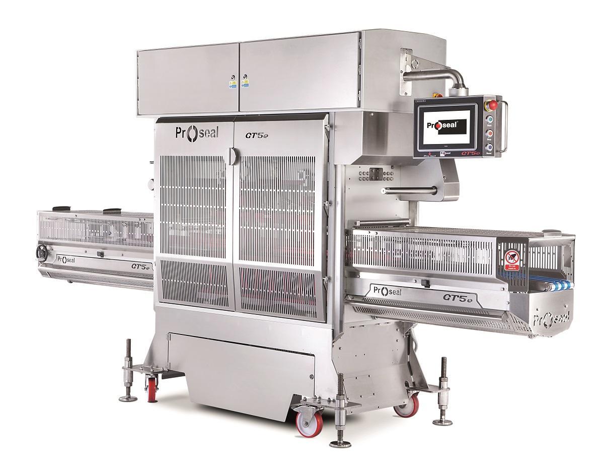 Proseal's GT5e vacuum/gas packaging technology