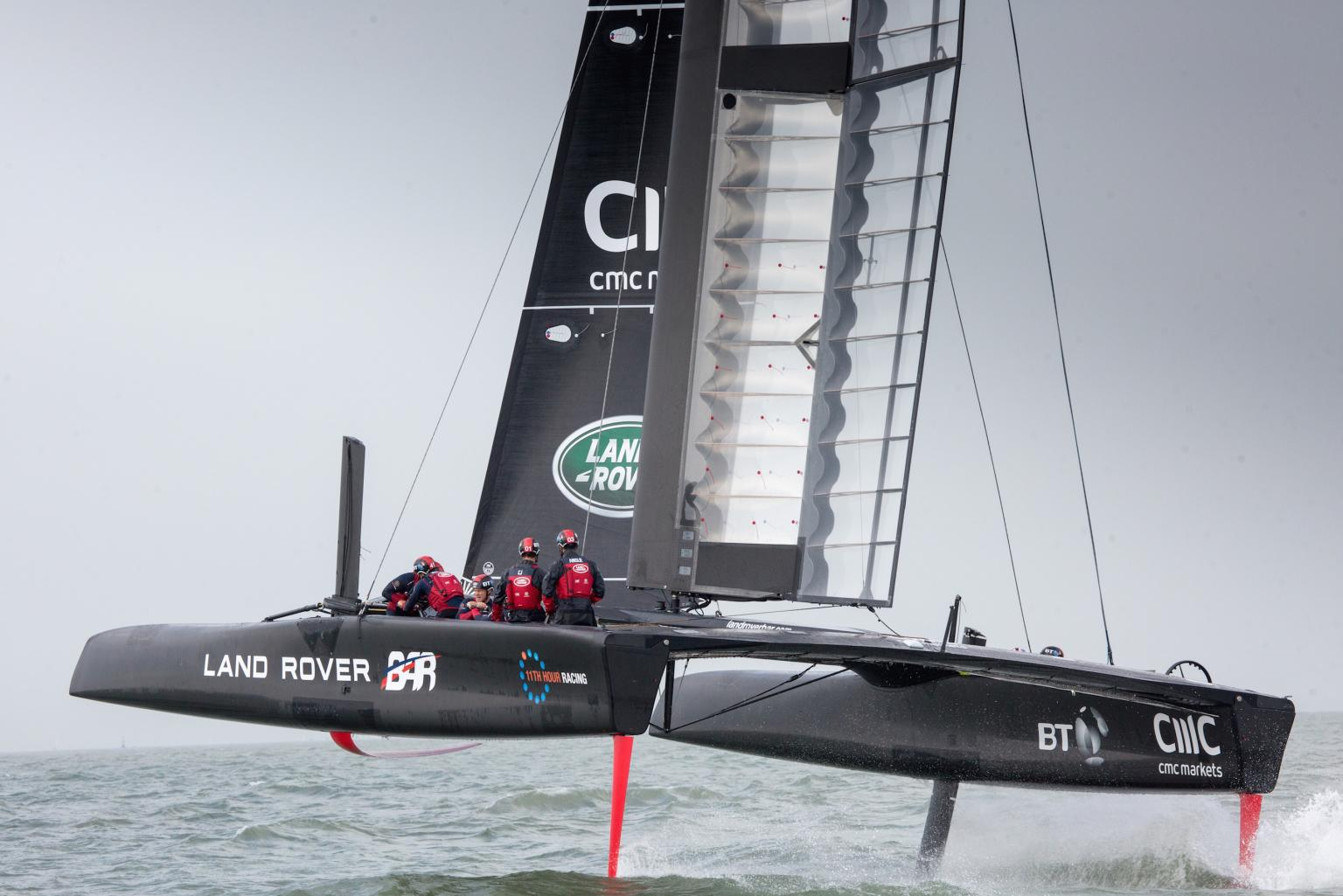 Metal 3D printing will be used on a boat designed to bring the America's Cup home to the UK