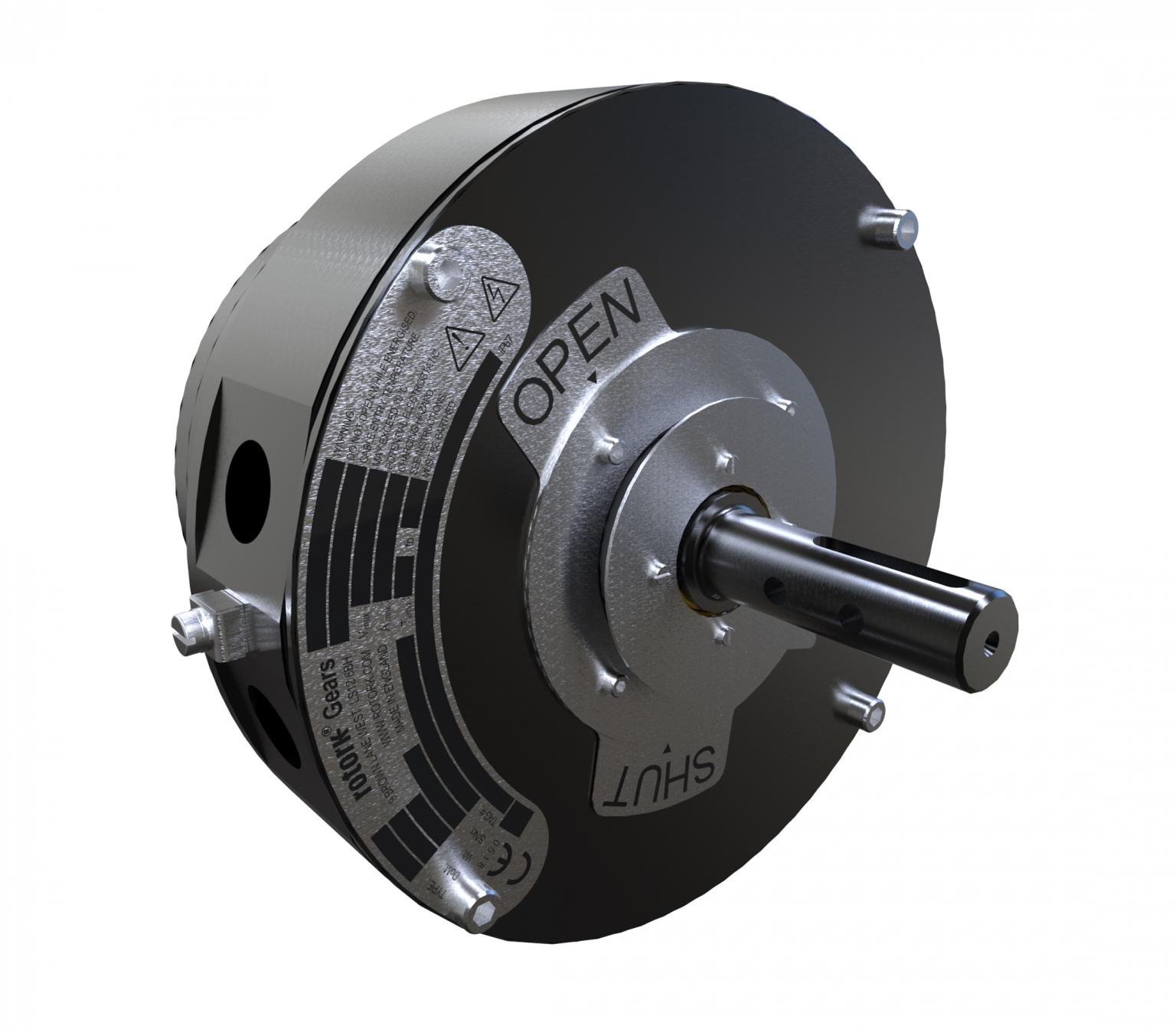 The Rotork Gears SPI Smart Position Indicator