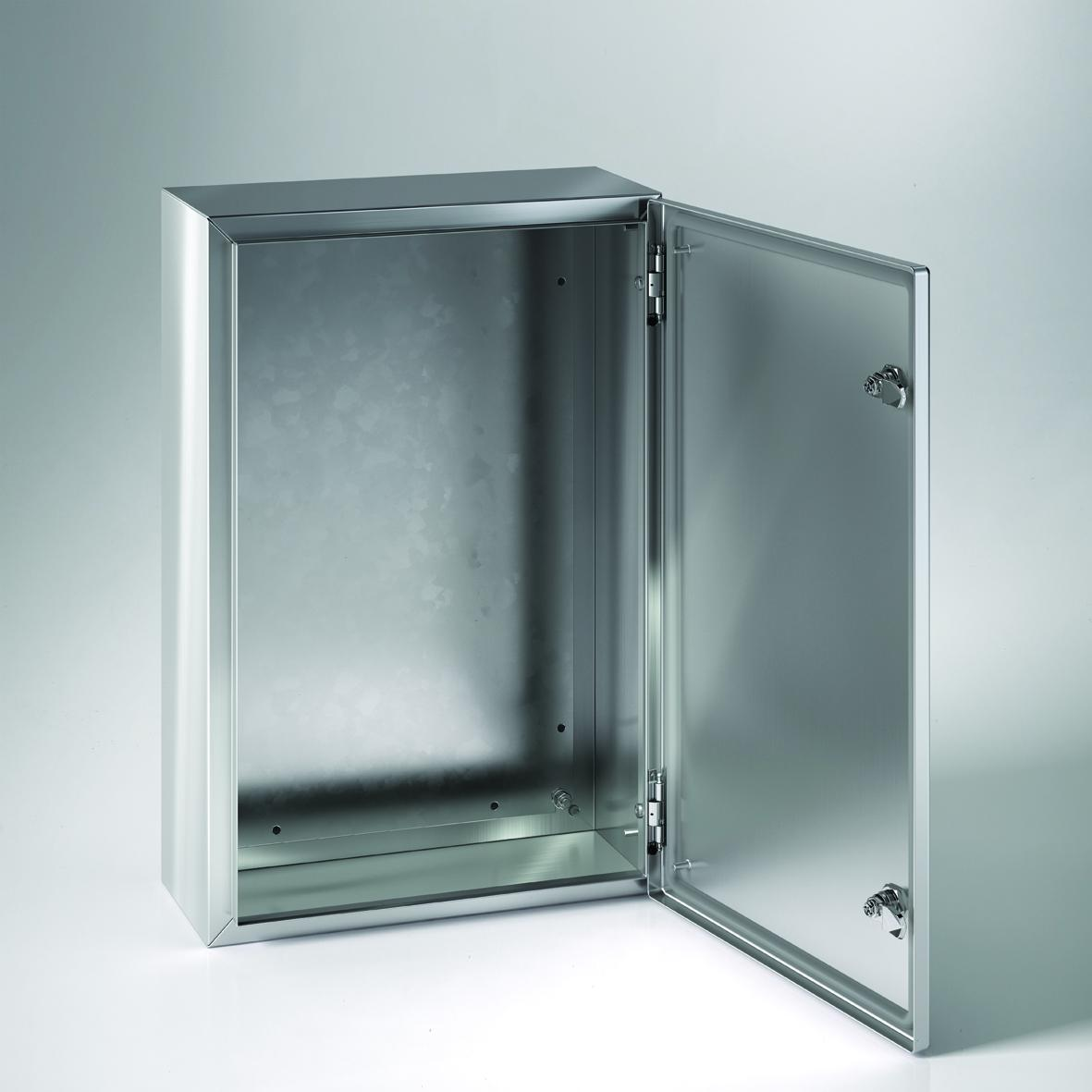 or a high level of corrosion protection, the stainless steel enclosures grant maximum performance and functionality
