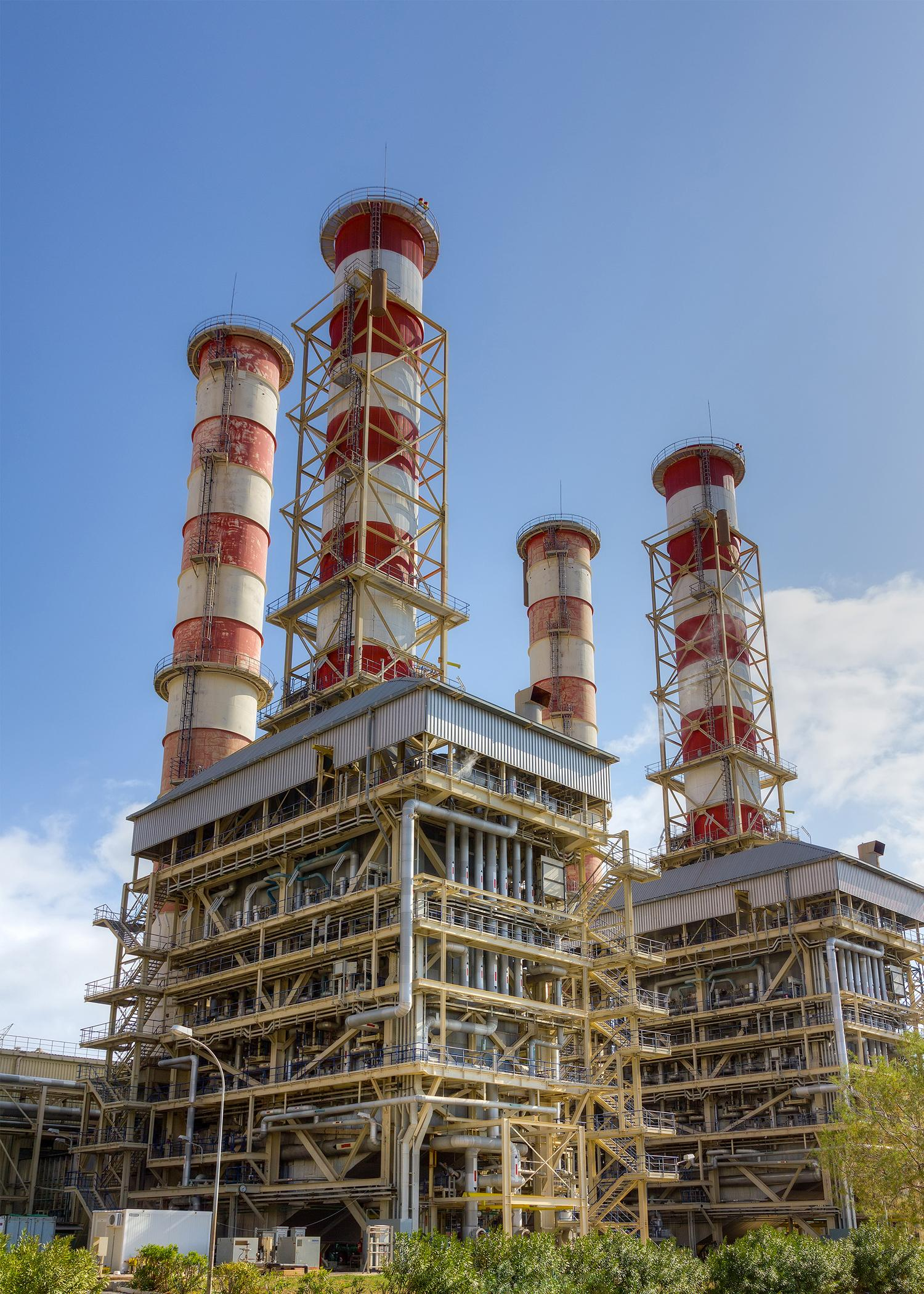 Sulzer was contacted to repair a 45MW generator in a gas fired power station