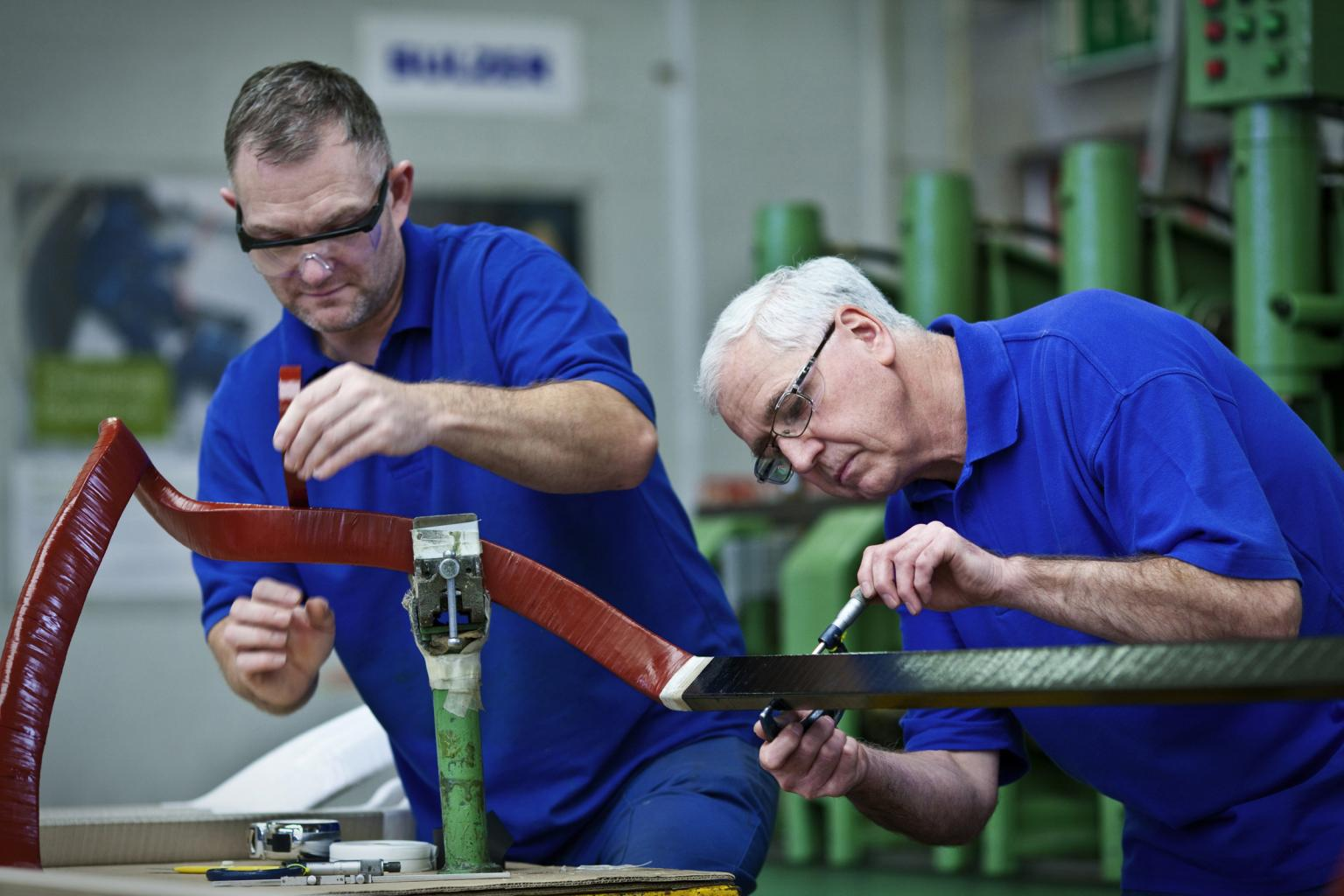 Sulzer can support a 24/7 repair schedule and has its own coil manufacturing and testing facility