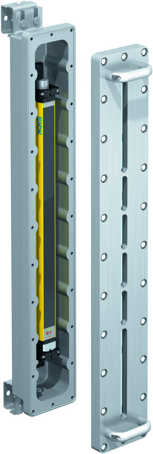 The DeTec4 Core Ex, C4000 Select Ex And C4000 Advanced Ex Light Curtains  Are All In One Pre Assembled Safety Devices Suitable For The Gas, Coal And  Power ...