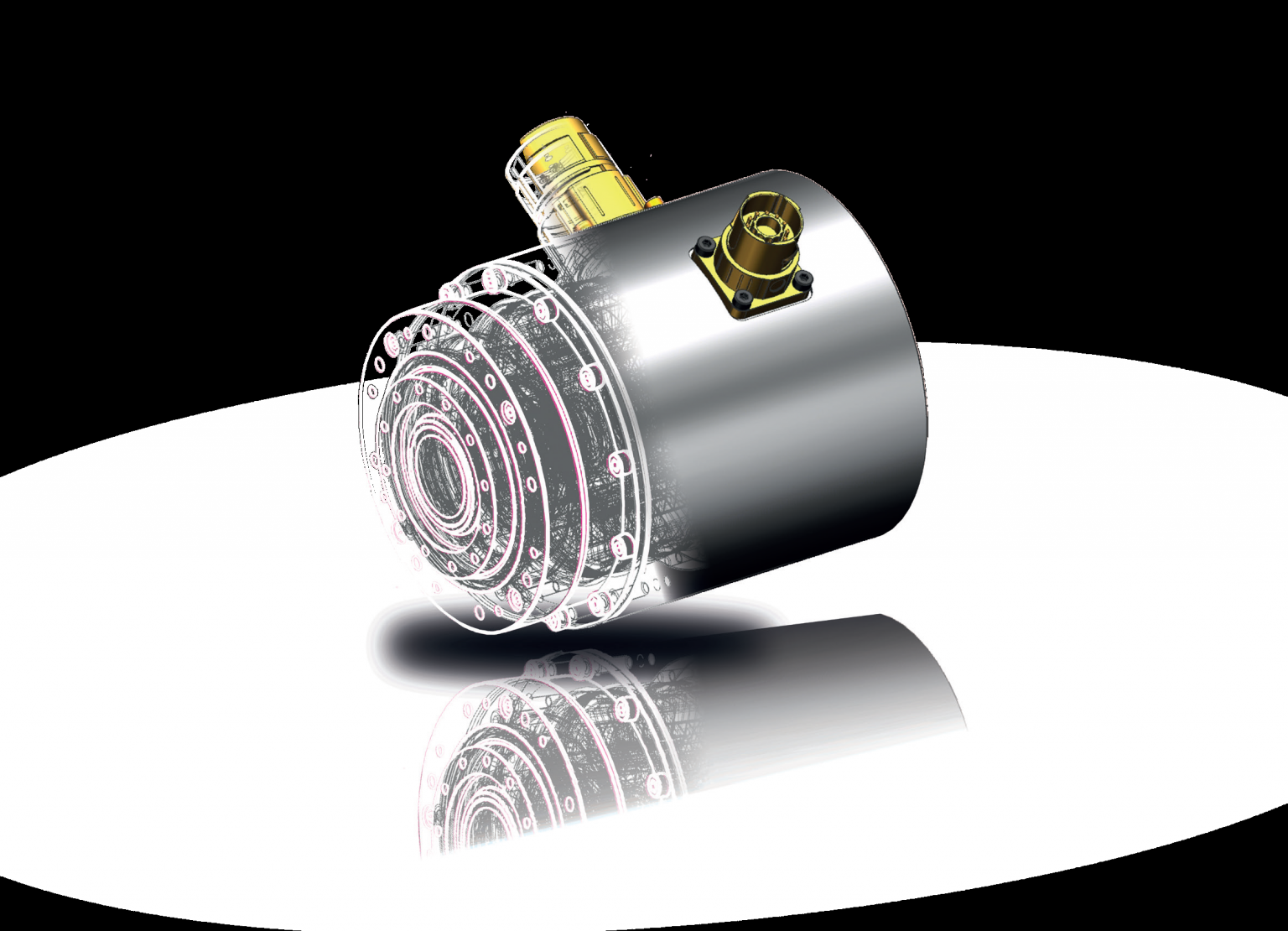 The SolutionKit is a bespoke, modular gearing range produced by Harmonic Drives