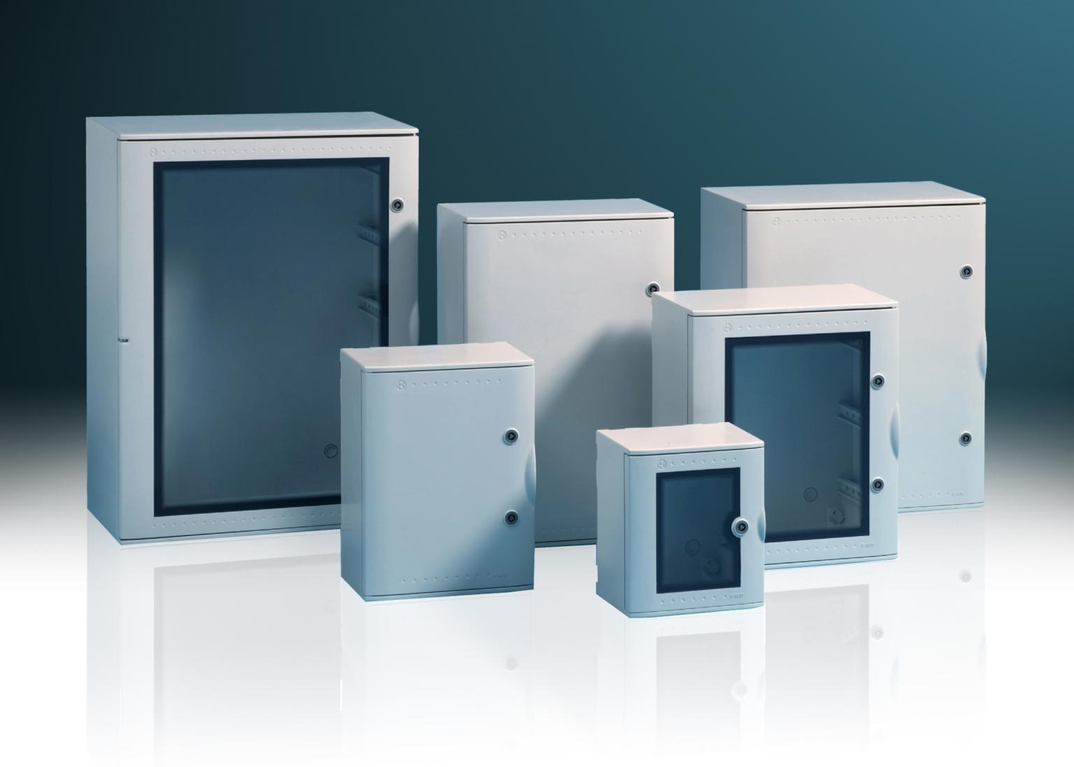 Spelsberg has extended its enclosures portfolio with a new line of high quality, heavy duty GRP (glass reinforced polyester) products