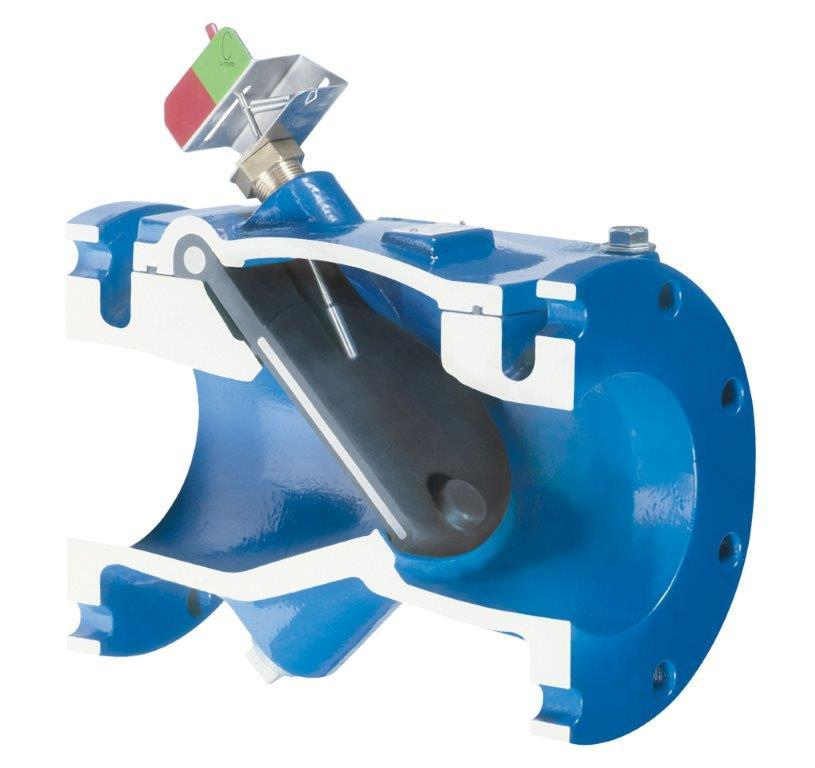 The Val-Matic Swing-Flex NRV will not only reduce clogging, it can eliminate slamming, protect the pumps from damage and can be mounted in a vertical orientation without compromising performance