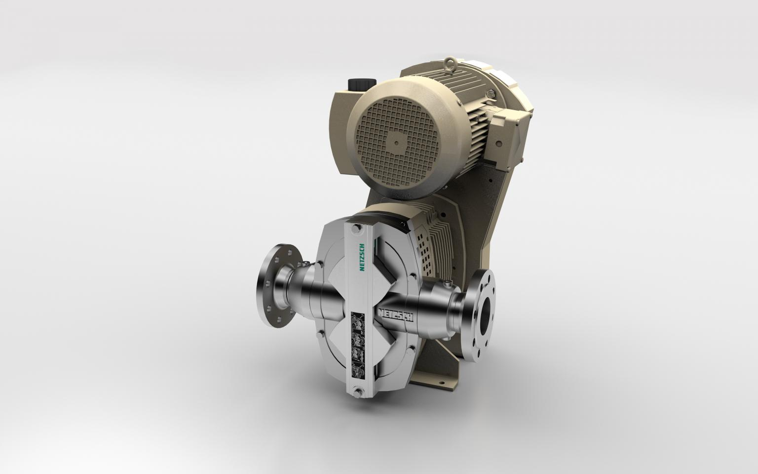 Tank emptying easily leads to breakdowns, particularly with centrifugal pumps. A detergent manufacturer has therefore changed over to a T.Proc full-metal rotary lobe pump to convey its ingredients