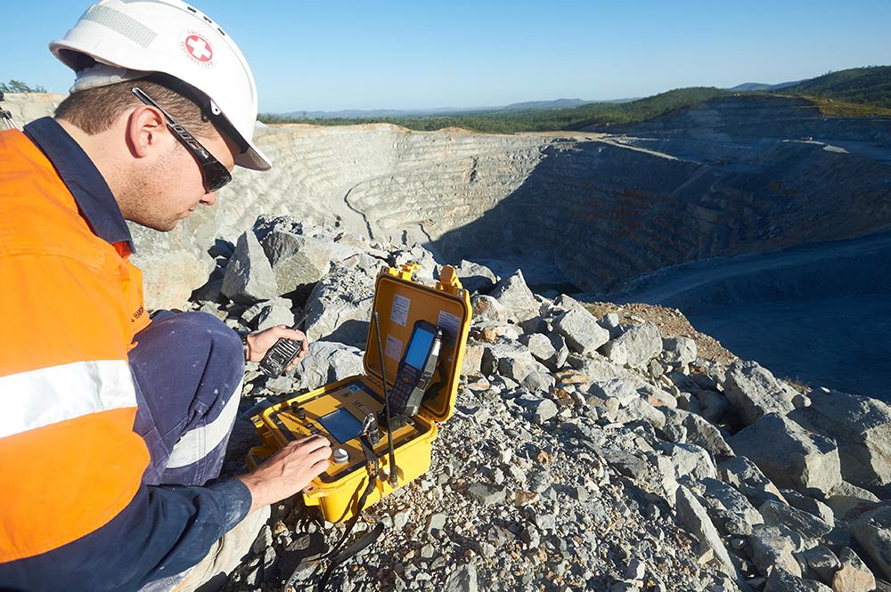 The step change achieved from the Vistis system has been a key enabler of the mine-to-mill success and achieving considerable value for Mount Rawdon