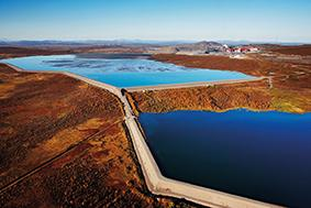 LKAB is aiming to separate valuable resources from mine waste