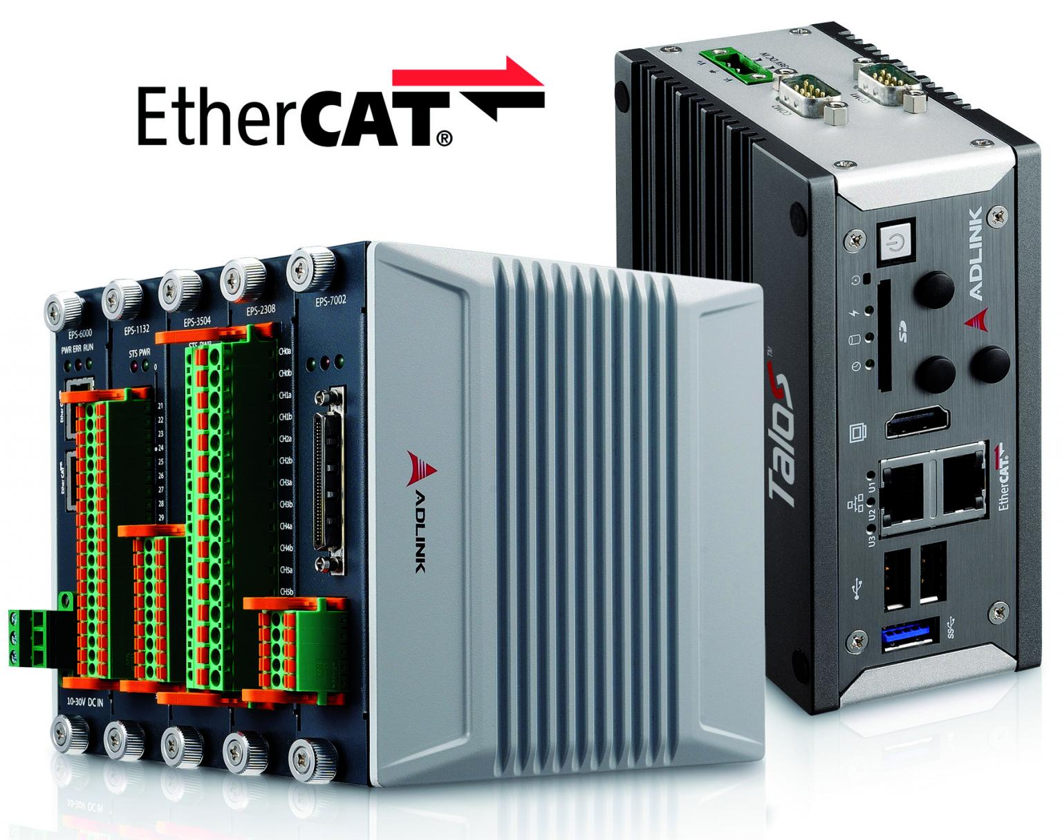 EtherCAT Master Controller Talos-3012 from Acceed